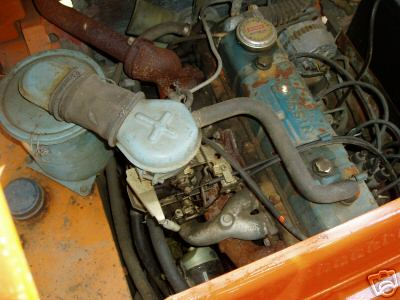 Tech Wiki - Forklift : Datsun 1200 Club