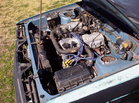 Tech Wiki - Nissan Z Engine : Datsun 1200 Club