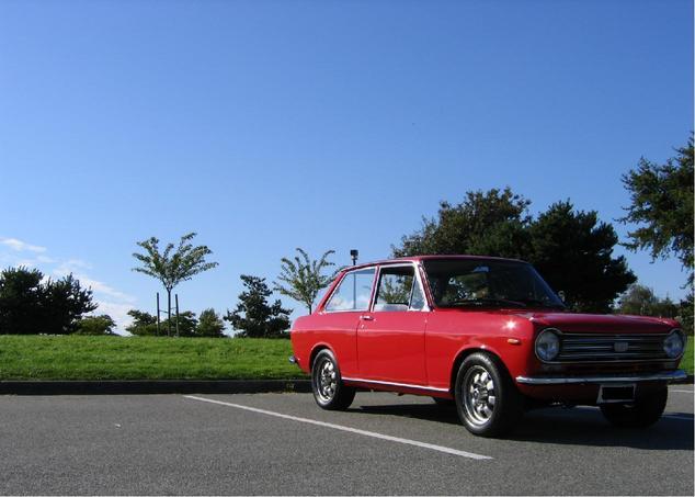 Datsun b10