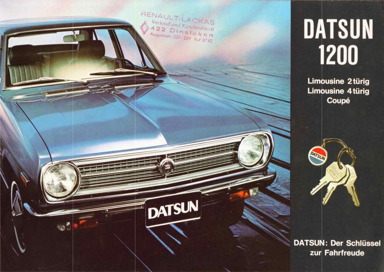 Datsun 1200 Limousine