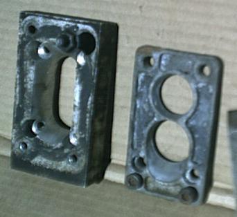 Weber 32/36 adapters