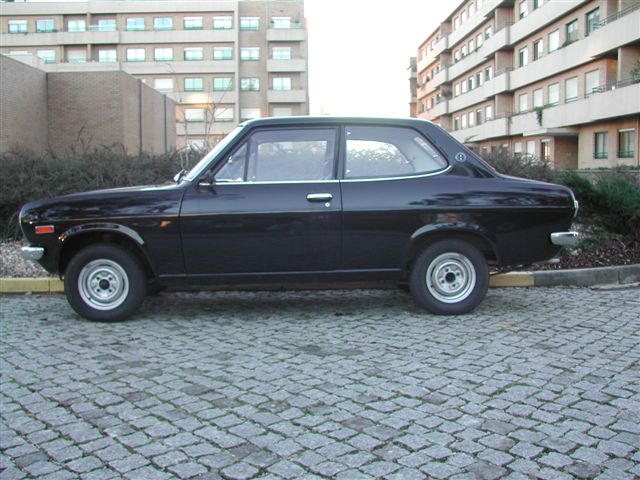 1973 Datsun 1200 Deluxe