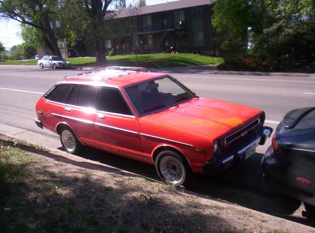 1979 210 wagon
