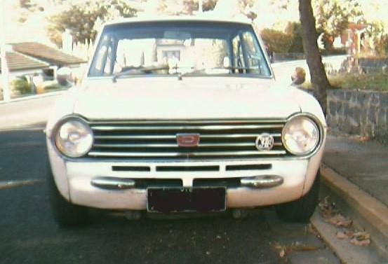 1969 Datsun 1000 B10