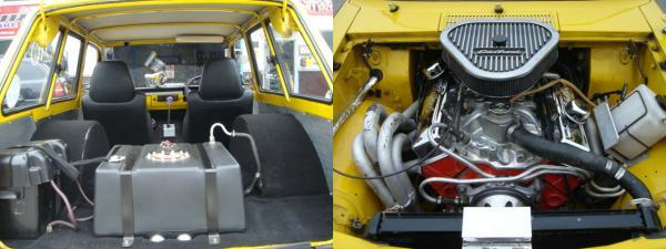 b10 yellow chevy 1c