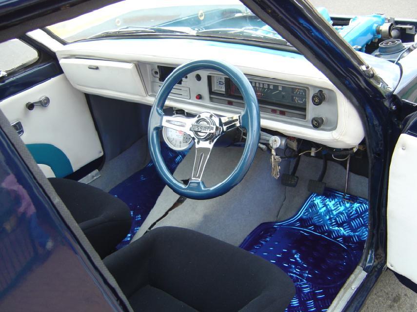 Datsun 1200 ute FJ20 Turbo