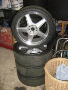 17&#039;&#039; wheels suit datsun 1200 ute