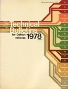 Technical Bulletins, 1978 edition