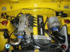 Daisy's engine bay