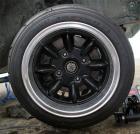 """S13 brakes inside 13"""" superlite"""