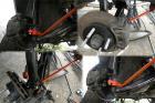Cheater's S13 brake setup
