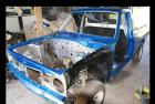 shockwave blue ute