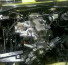 Z24 motor back in car.
