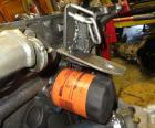 Z-series motor mount (left side)
