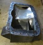 Z24 custom oil pan