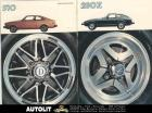 Datsun factory alloy wheels
