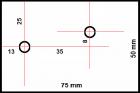 engine swap adapter plate pattern