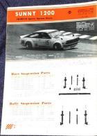 1/4 B110 Sport Option Parts