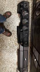 LHD B210 round gauge dash 2