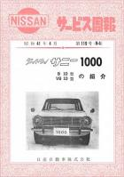 Introduction of Datsun 1000