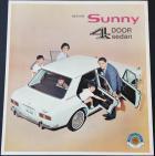 4-door sedan 1967 brochure 1 of 8