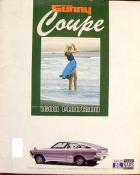 DATSUN Sunny Coupe 1600/1400 1200
