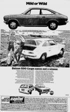 Mild or Wild - Capitol Motors