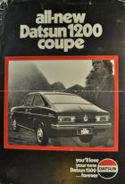 all-new Datsun 1200 coupe