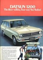 1200 Van sales Brochure