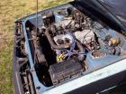Z18 Bluebird Engine Bay