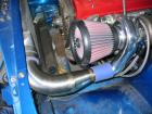 intercooler pipe work