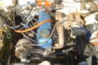 cols ute for sale, engine bay pic.