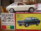 Die cast 1000 coupe